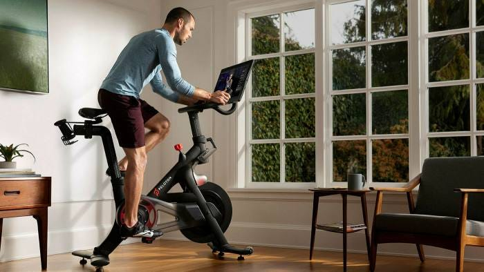 Peloton cites 'extraordinary demand', 'extended delays' for at-home gear |  Financial Times