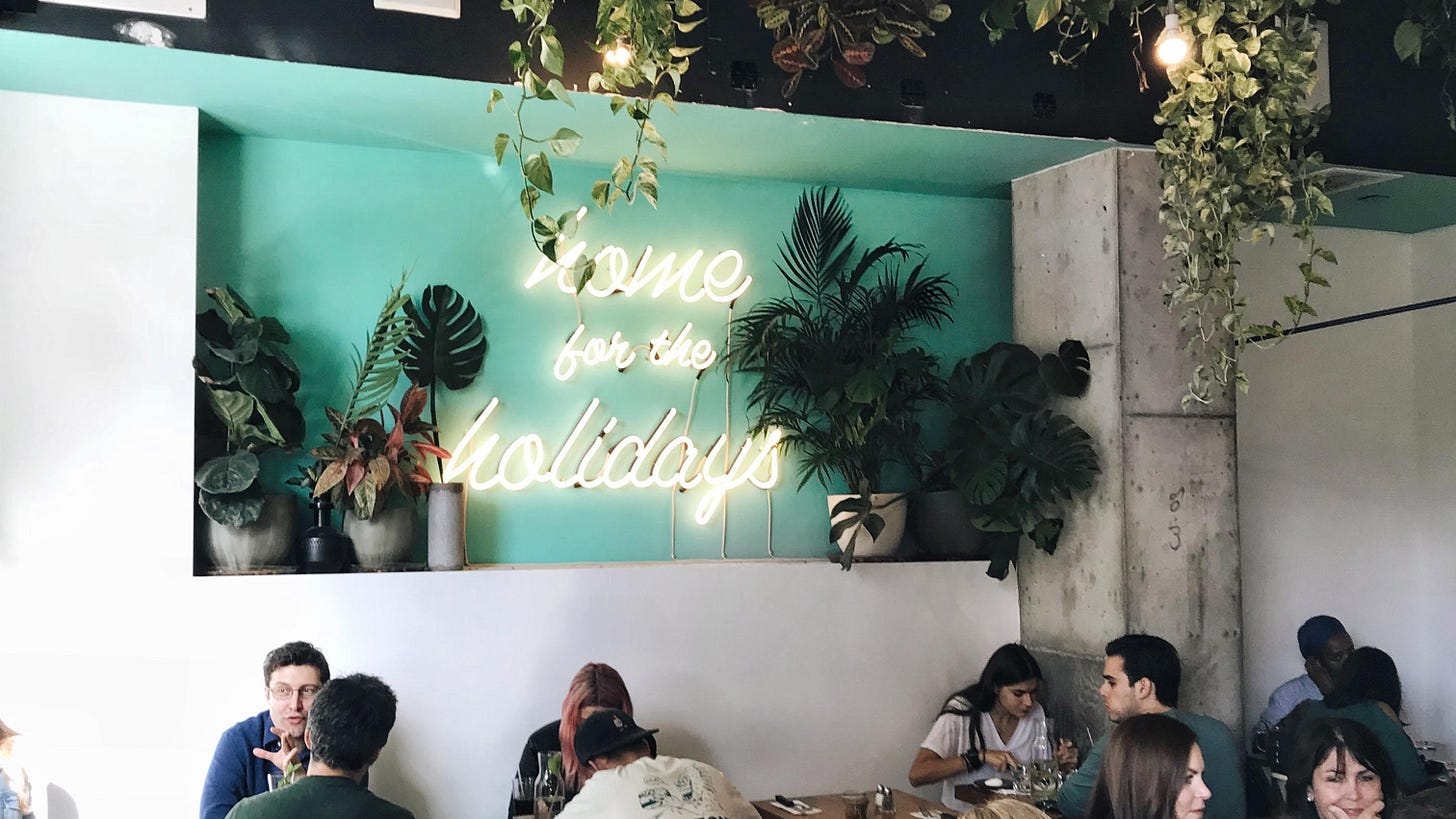 The Most Instagrammable Restaurants in New York City