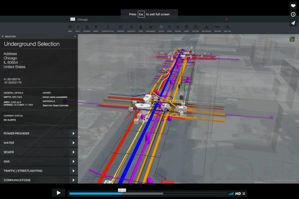 Video: Underground Infrastructure Mapping (UIM) Platform
