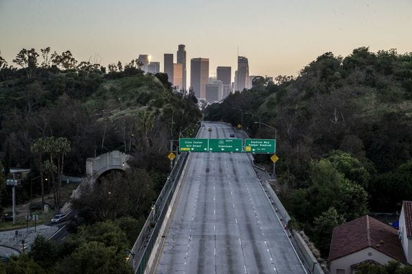 The case for congestion pricing in Los Angeles.