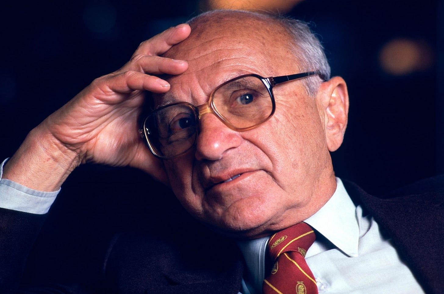 Milton Friedman   Biography & Facts   Britannica