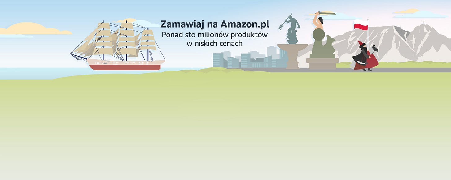 Zamawiaj na Amazon.pl