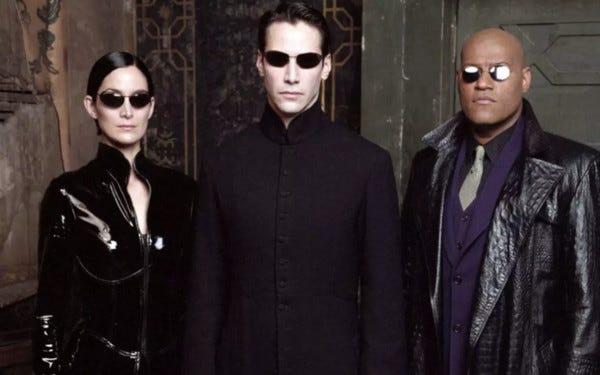The Matrix' Cast: Then - The Best Movie Cast Reunion Photos Ever - Zimbio