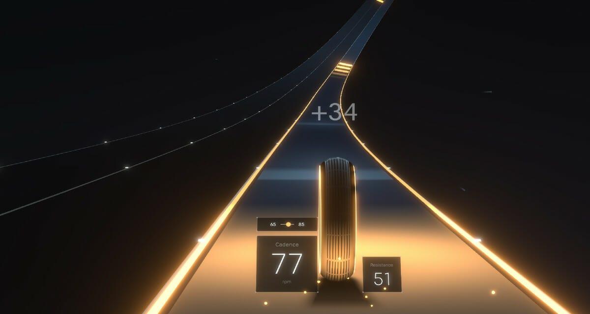 More Information on Peloton Lanebreak - The Peloton Video Game for Bike &  Bike+ - Peloton Buddy