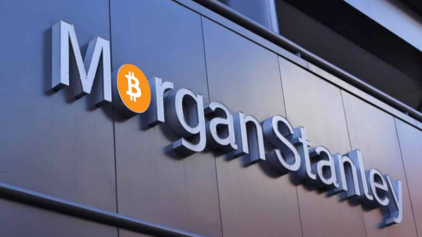 Just-in: Morgan Stanley Becomes First Major US Bank to Offer Access to  Bitcoin Funds