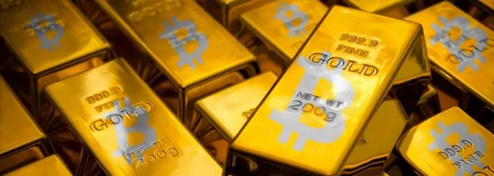 """Shares of Grayscale's Bitcoin Investment Trust cause investors to """"drop gold,"""" and everything else"""