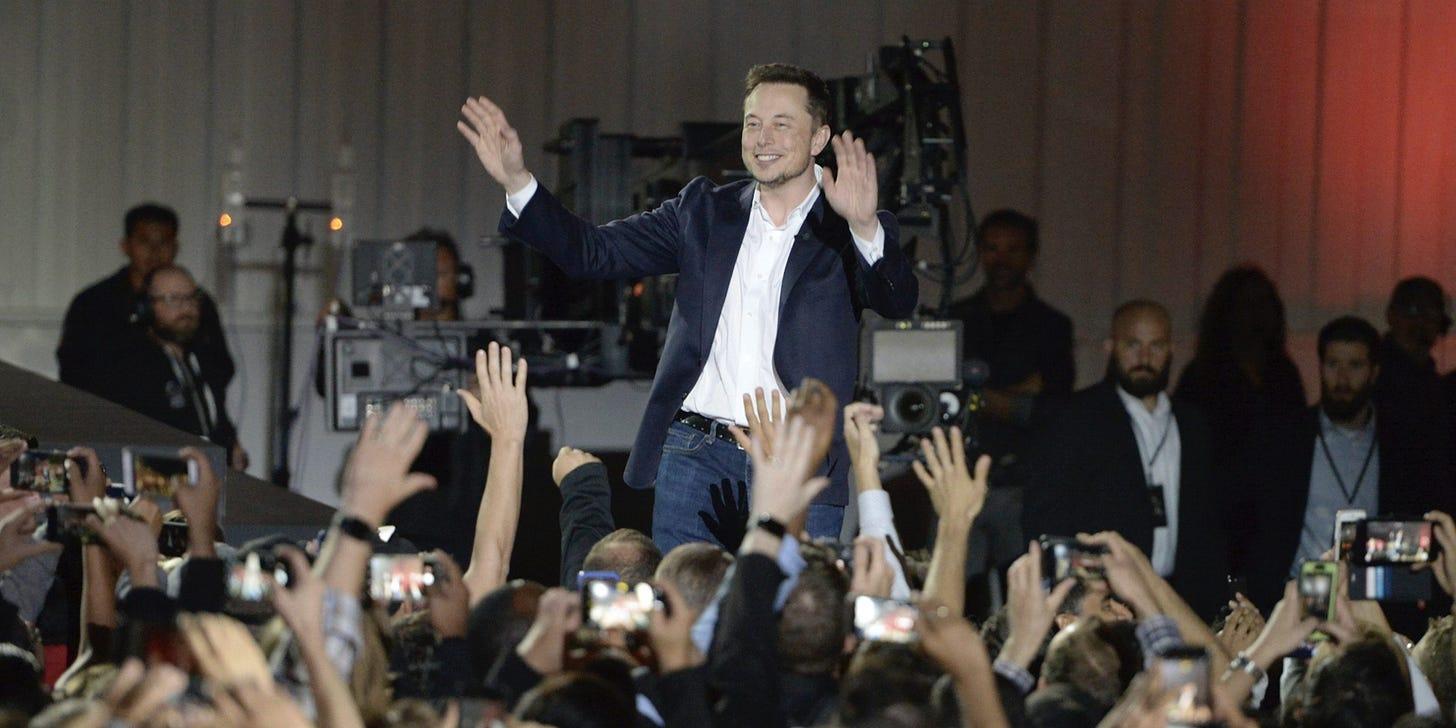 Tesla superfandom becomes toxic, negative for electric revolution [op-ed] -  Electrek