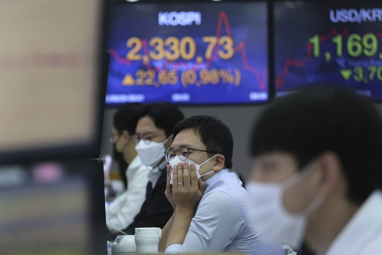 Record ban on short-selling fuels worries of bubble in South Korea   The  Japan Times
