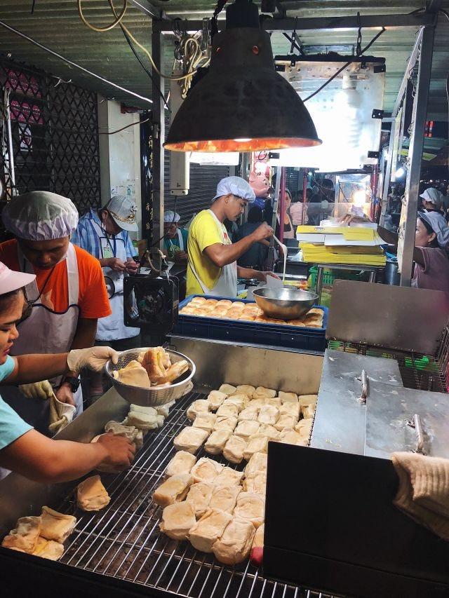 Yaowarat Toasted Buns