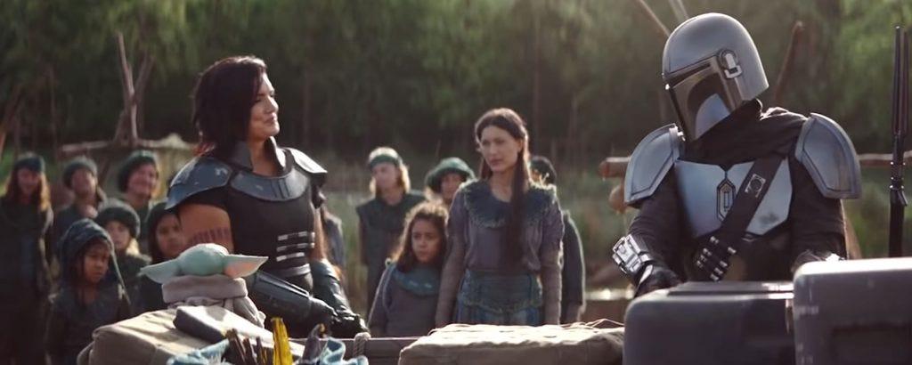 "The Mandalorian S01E04 ""Sanctuary"" Review - We Have A Hulk"