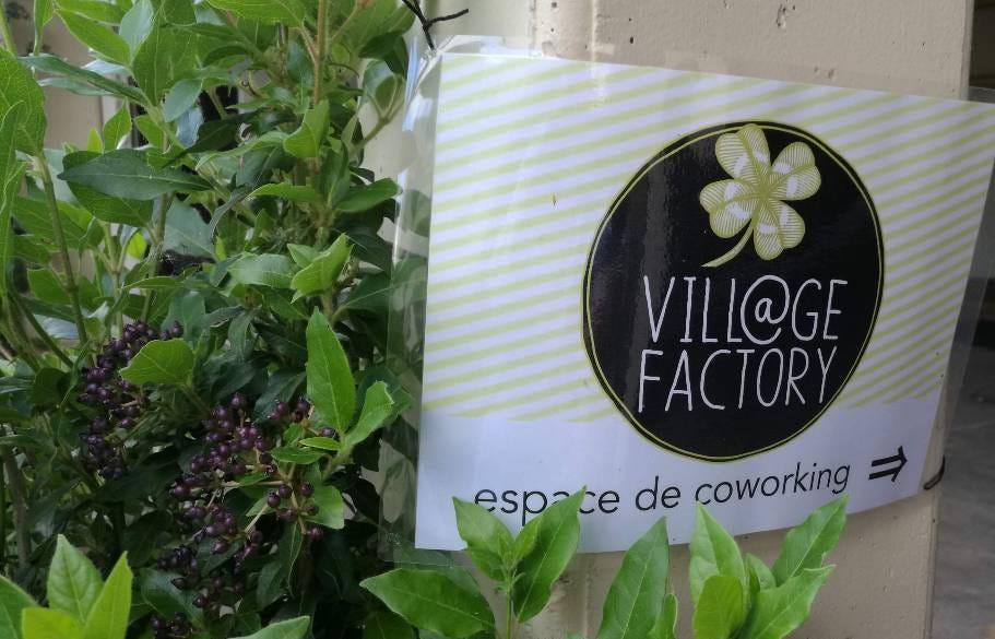 Village factory coworking