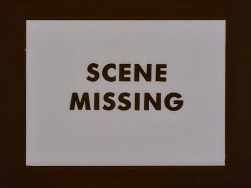 Image result for simpsons scene missing""