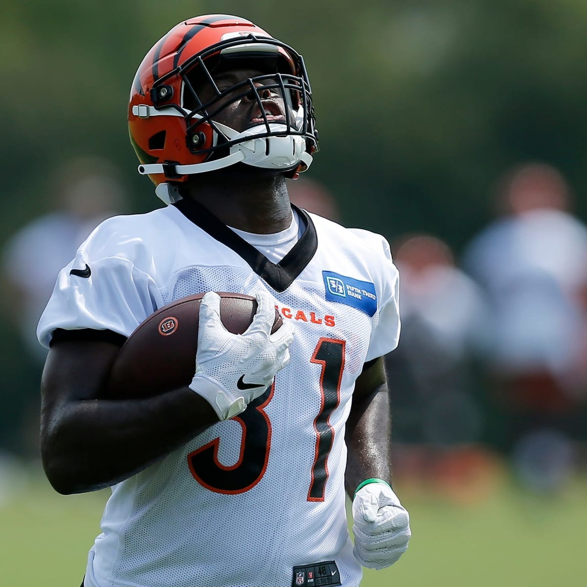 49ers Sign RB Jacques Patrick From Bengals Practice Squad - Sports  Illustrated San Francisco 49ers News, Analysis and More