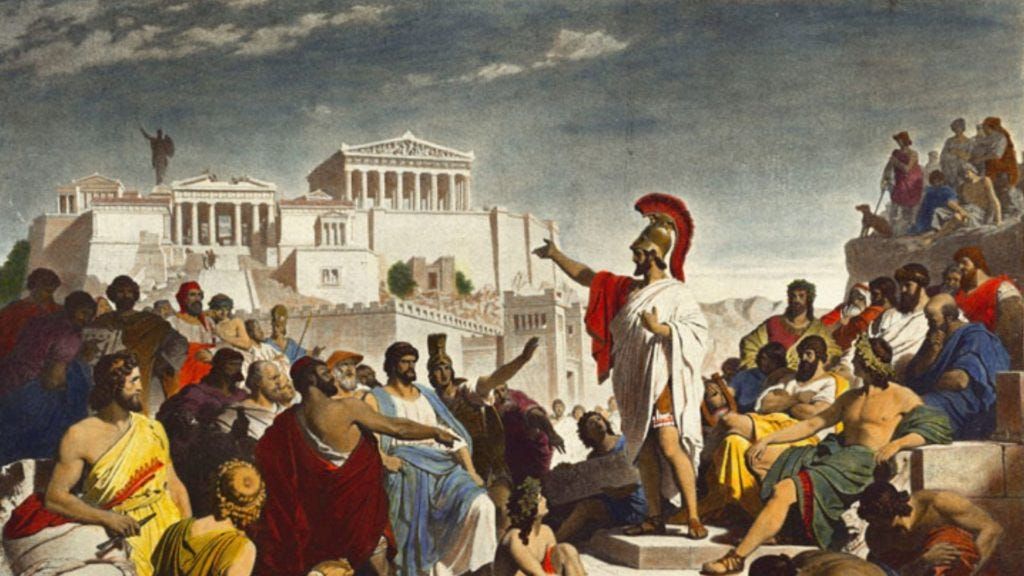When French historians of Ancient Greece conquered the world   Neos Kosmos