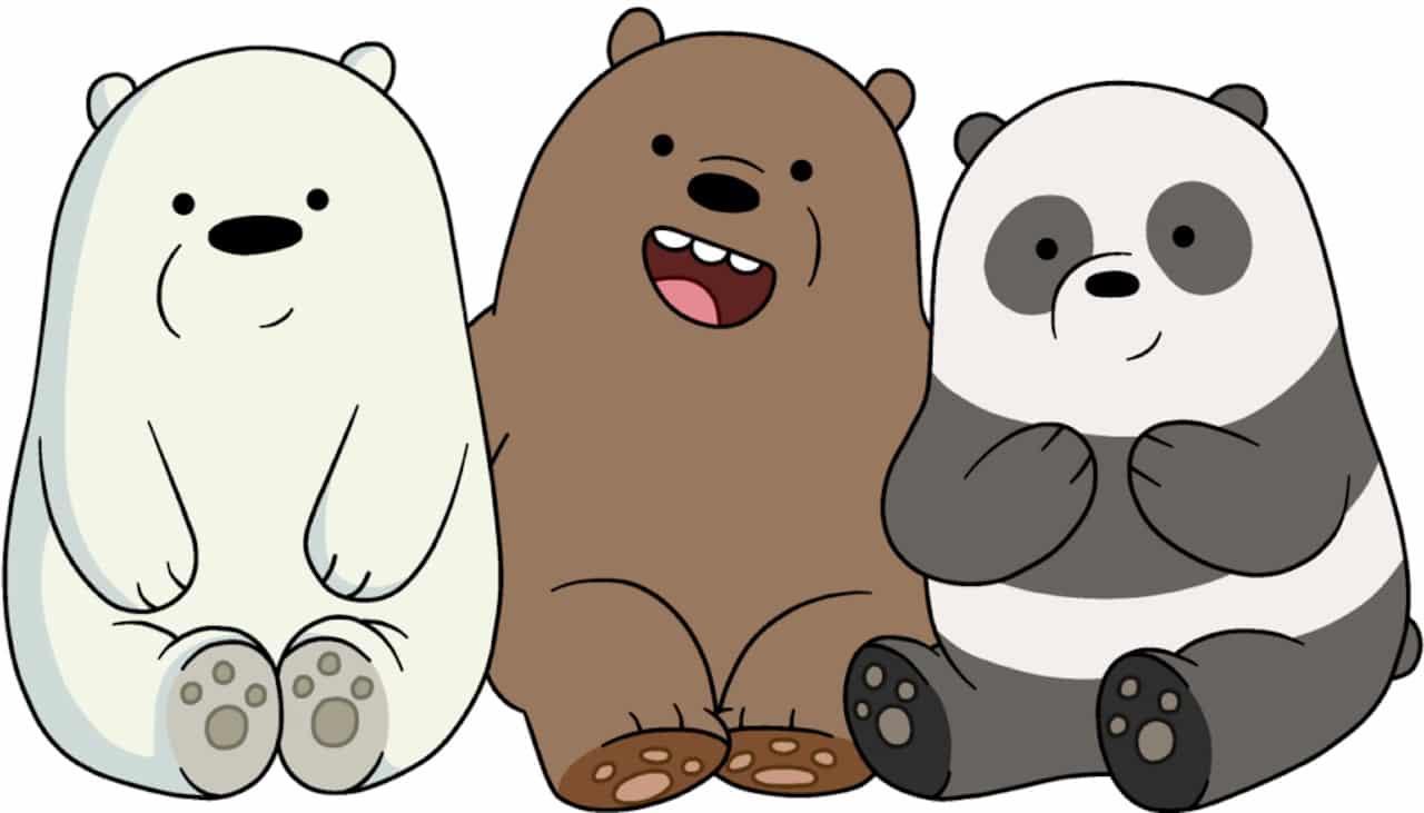 We Bare Bears: primo trailer, poster e data d'uscita del ...