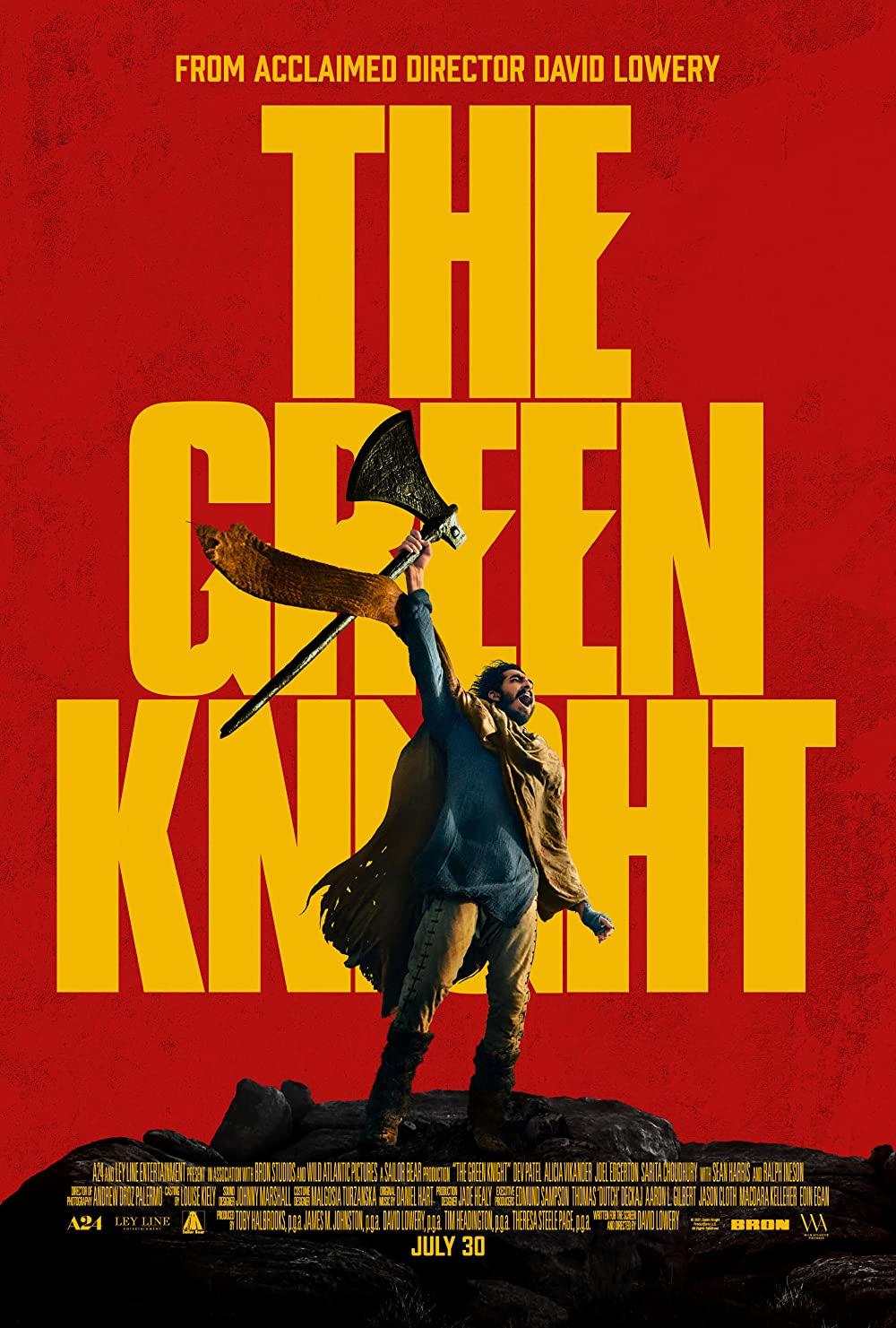The Green Knight (2021) - IMDb