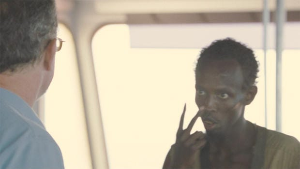 Barkhad Abdi's incredible journey - CBS News