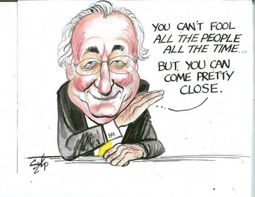 Thoughts of a Finance Student: The Madoff Hustle - how did ...