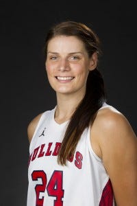 Jacinta Vandenberg - Courtesy Fresno State Athletics