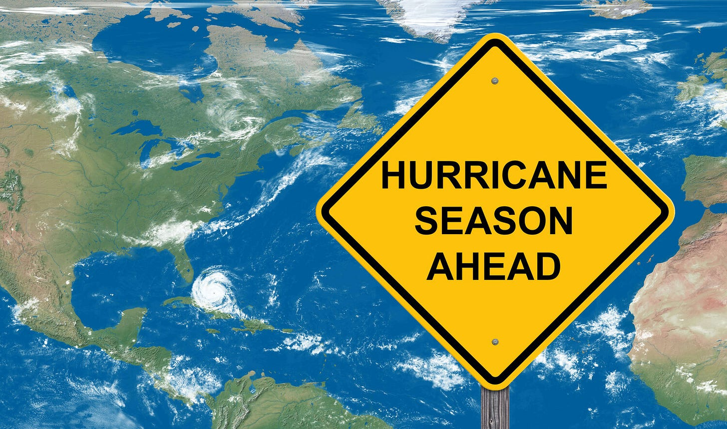 2021 Hurricane Season Forecast — Tailored Loss Consultants