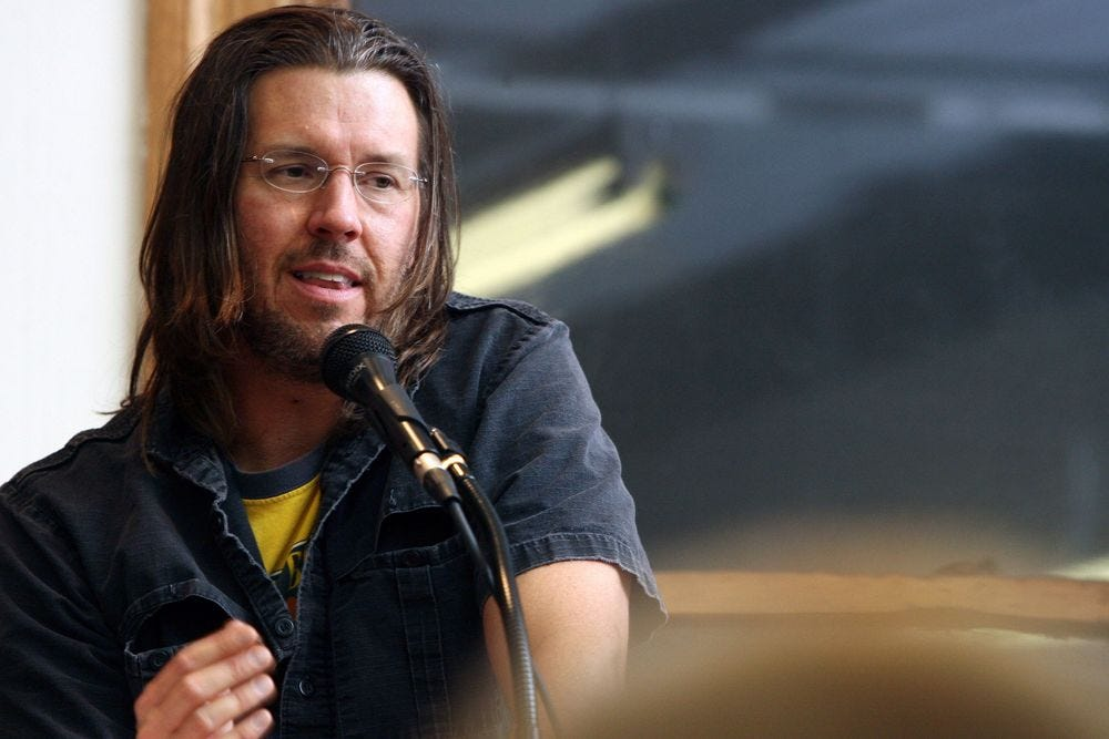 Tax Advice From David Foster Wallace - Bloomberg
