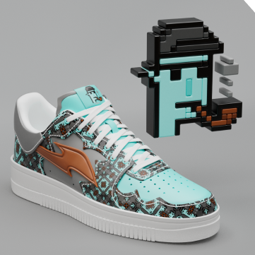 A picture containing toy, footwear  Description automatically generated