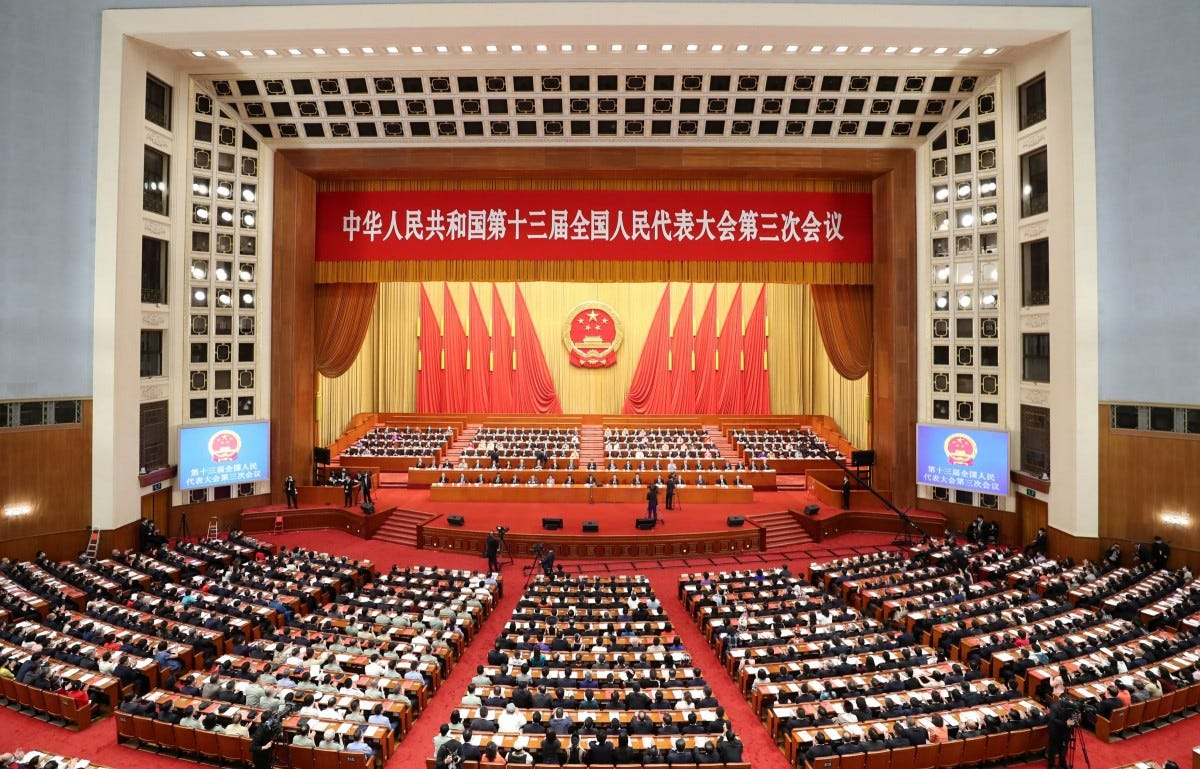 China: What to expect from the 'Two Sessions' | Article | ING Think