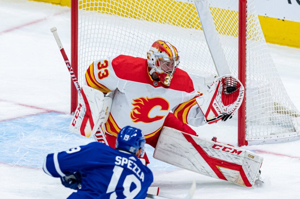 Are the Maple Leafs done dealing after trading for David Rittich? – The  Athletic
