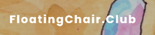 FloatingChair.club link and logo