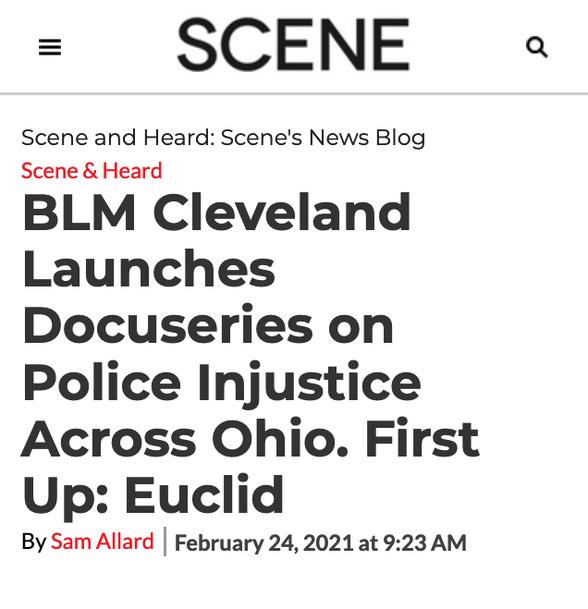 Cleveland Scene Coverage