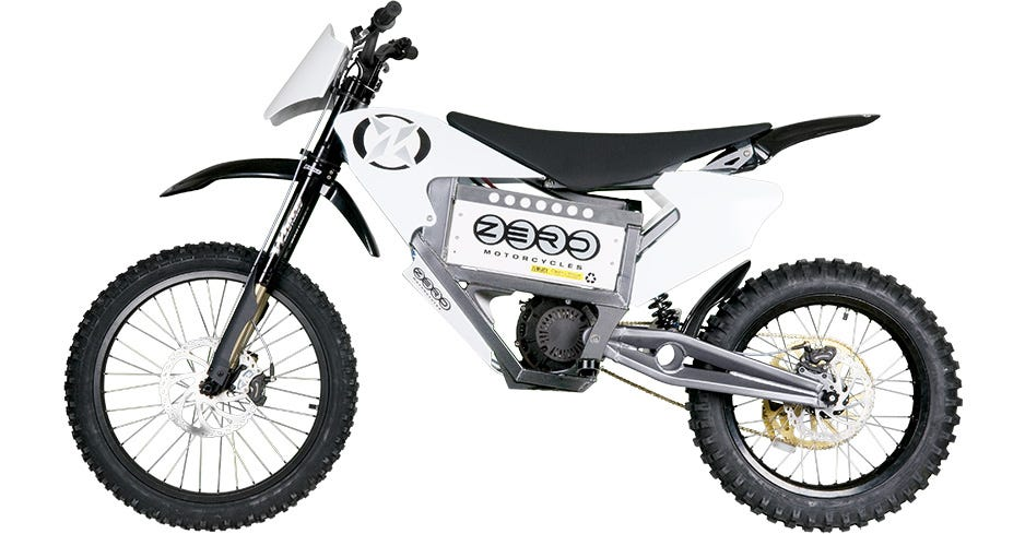 Zero Motorcycles 2007 Zero X
