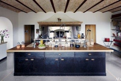 Benedikt Bolza kitchen.