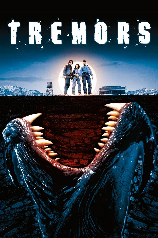 Tremors (1990) - Posters — The Movie Database (TMDb)