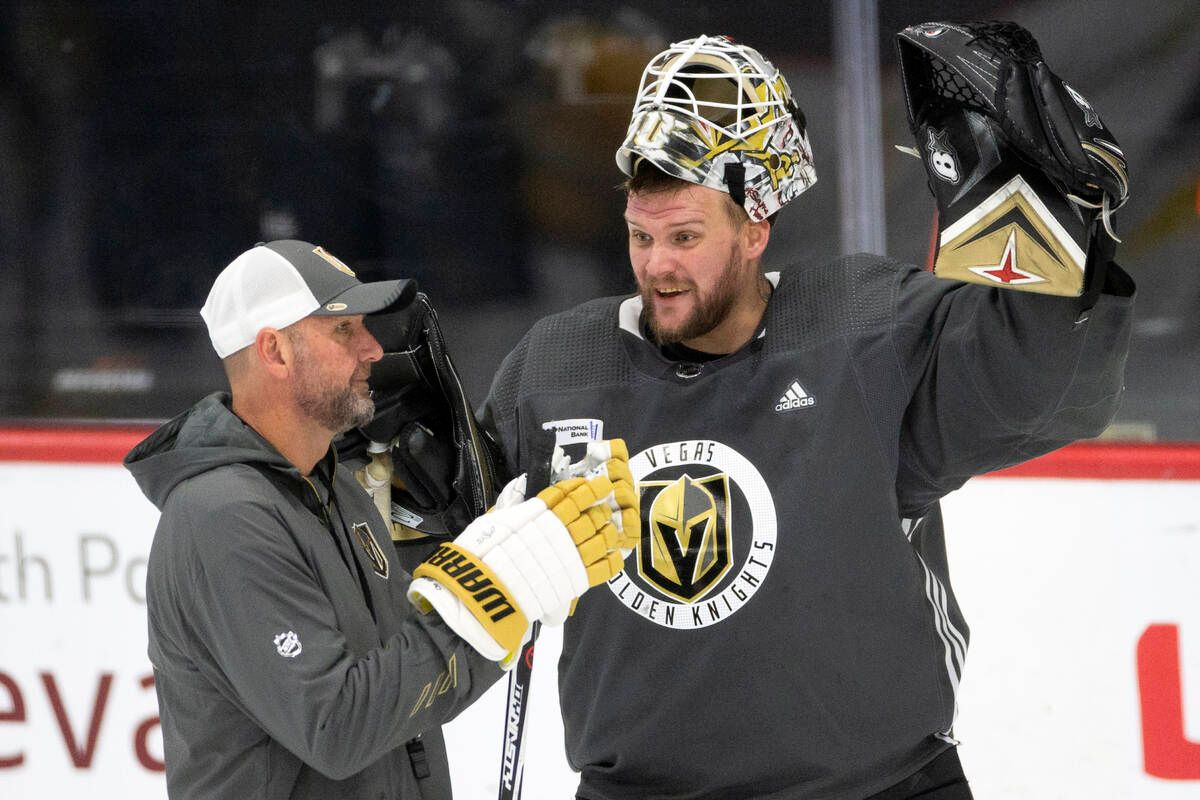 Robin Lehner to meet with NHL officials regarding Twitter comments | Las  Vegas Review-Journal