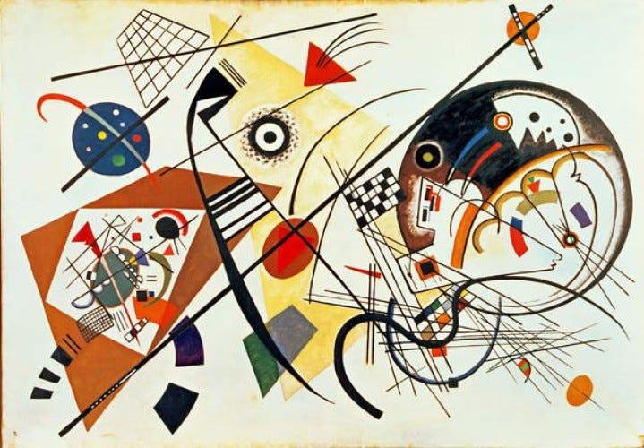 Wassily Kandinsky – The Painter of Music
