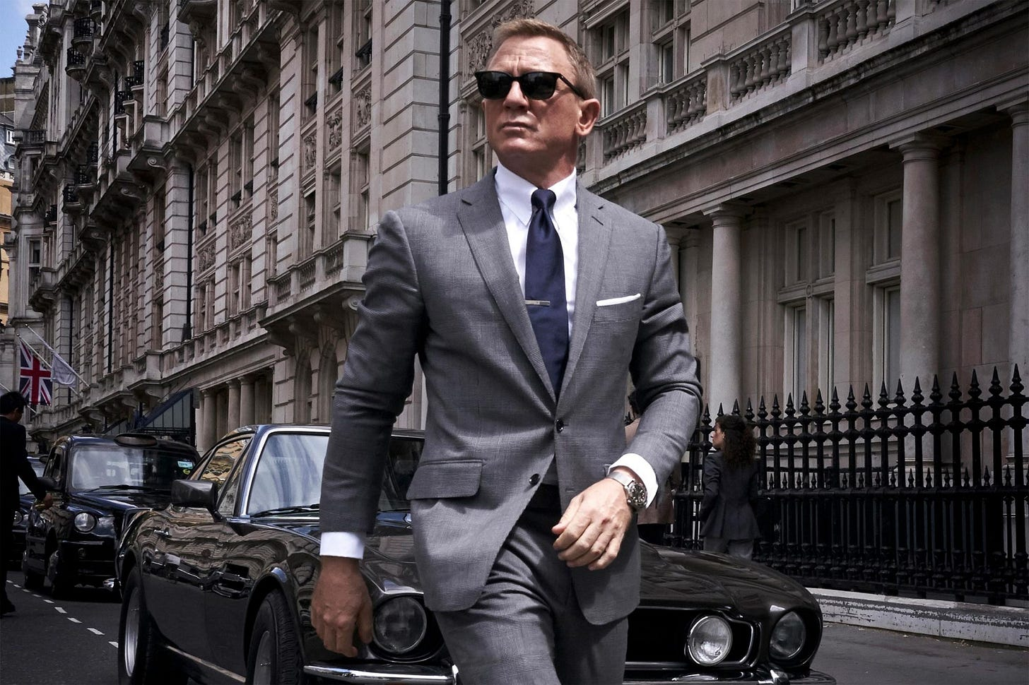 James Bond's No Time to Die Delayed to April 2021 | PEOPLE.com