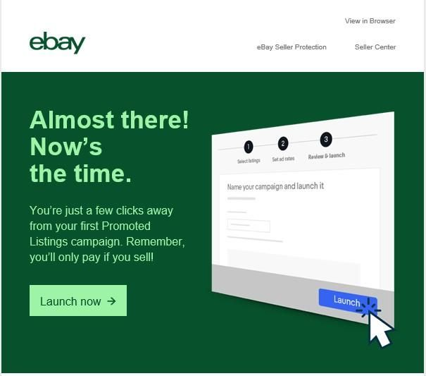 eBay Promoted Listings Ad