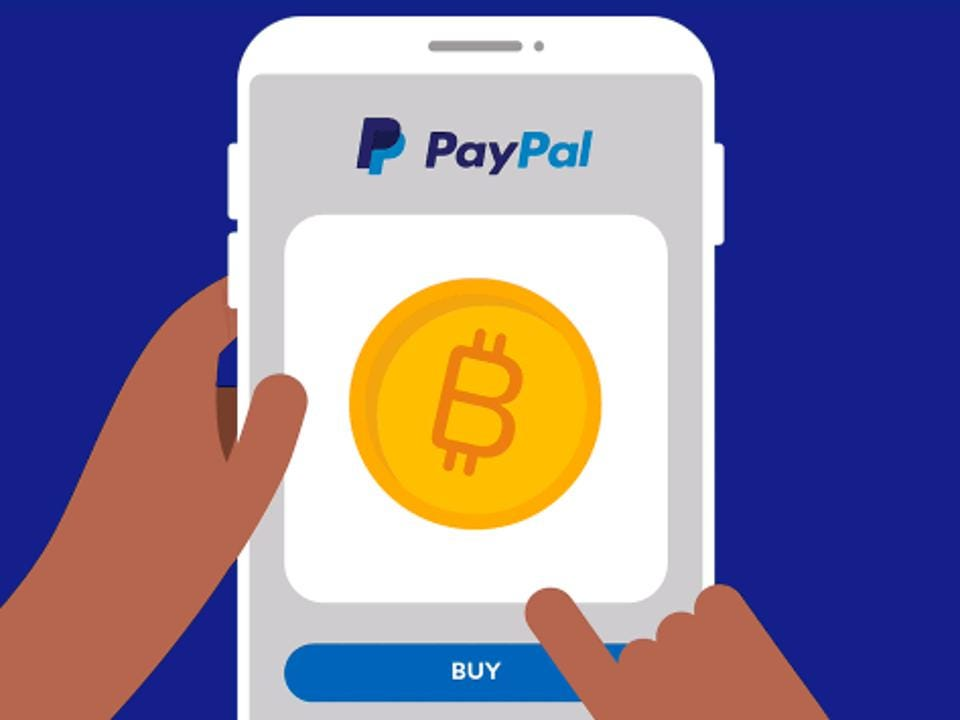 Image result for paypal crypto