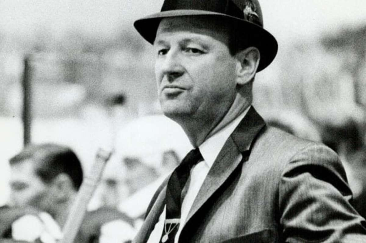 Strange but True: How Punch Imlach led the Maple Leafs to their last  Stanley Cup - The Hockey News on Sports Illustrated