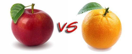 apple-vs-orange - CodeOpinion