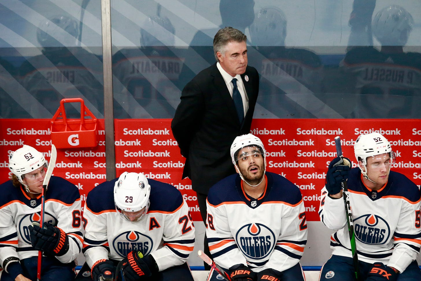 Edmonton Oilers: The 5 aggressive roster moves made by Dave Tippett