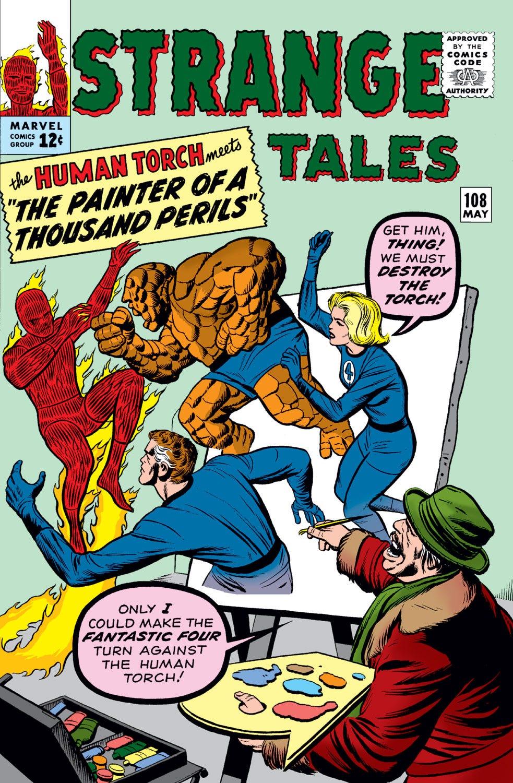 Strange Tales Vol 1 108 | Marvel Database | Fandom