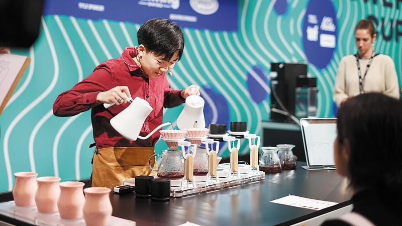 Perfecting the pour | Global Weekly | China Daily