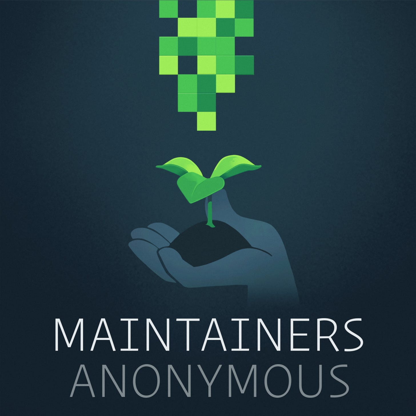 Maintainers Anonymous Cover Art