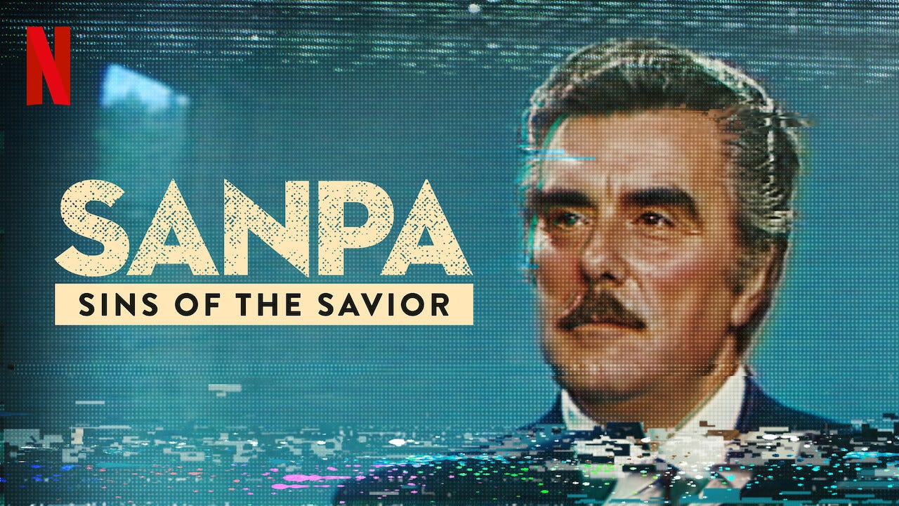 "SANPA"", la serie memorabile – Giuseppe Genna"