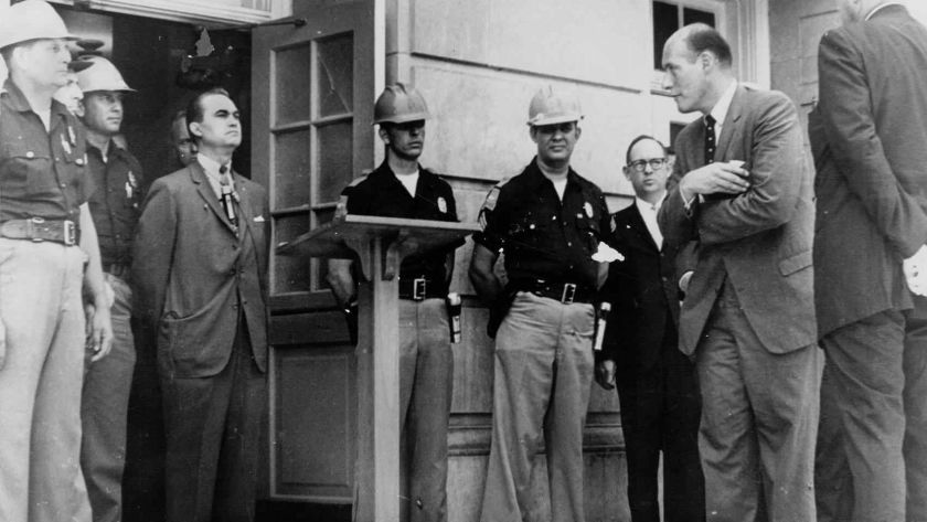 Op-Ed: George Wallace stoked the fire of racial division that ...