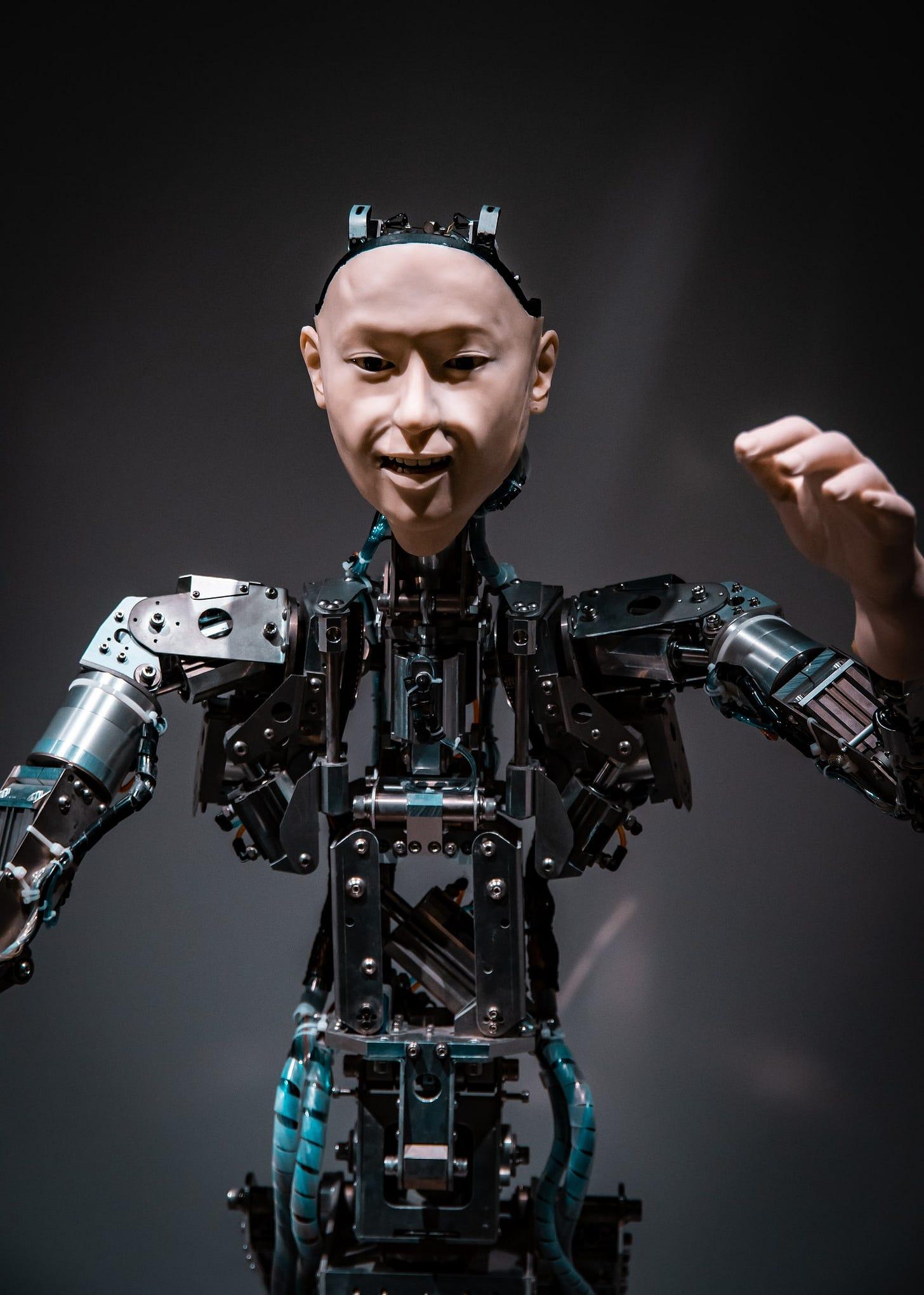 emotional cyborg