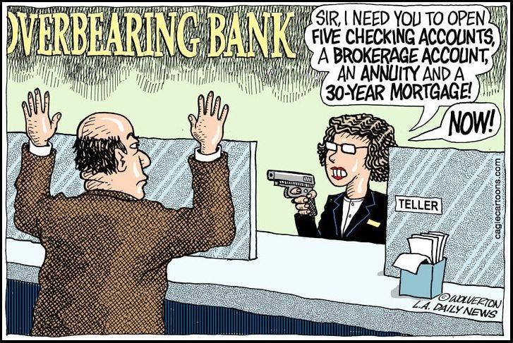 Wells Fargo Stock- The regulatory affair of misselling ...