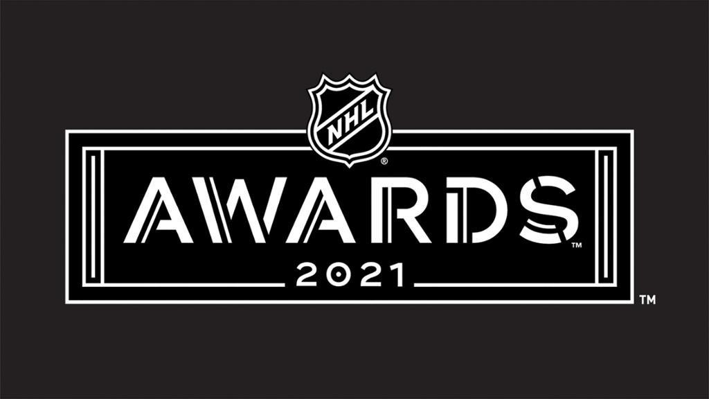2021 NHL Awards presented by Bridgestone to be televised June 29