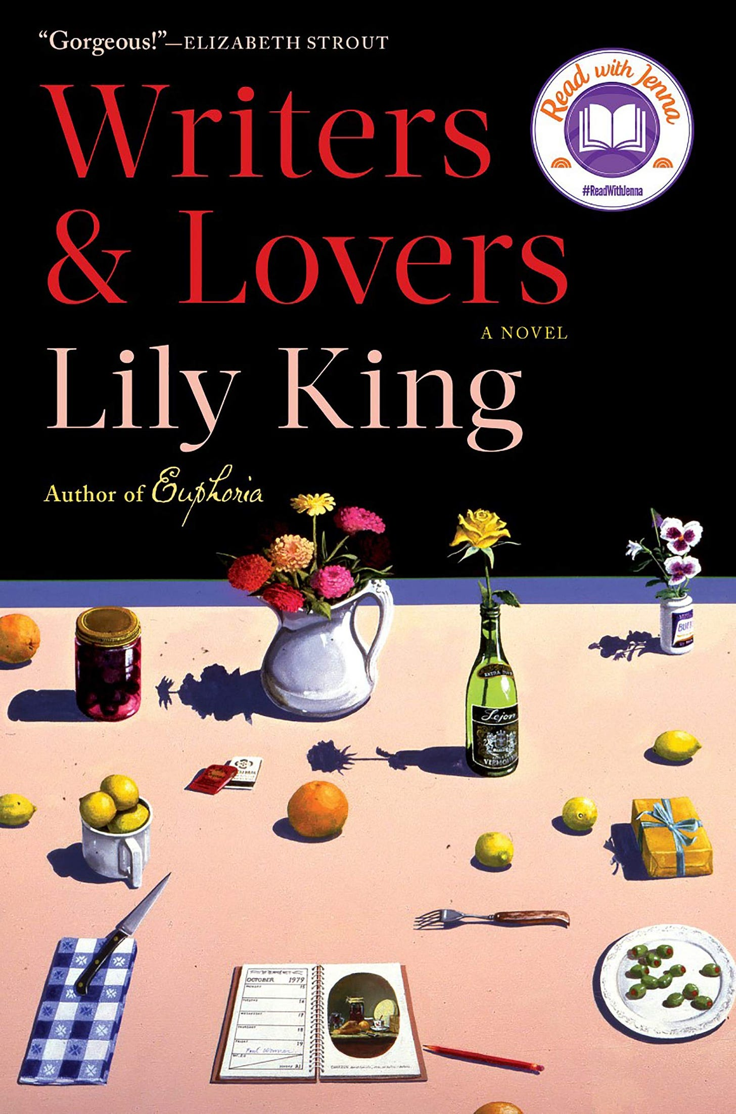 Writers & Lovers: A Novel: King, Lily: 9780802148537: Amazon.com: Books